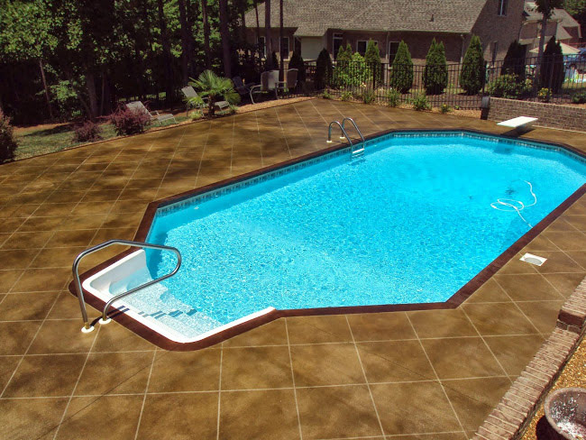 Envirostain, Non-Acid Polymer, Concrete Surface Enhancement, Concrete Renovation | Equipment One, Tulsa, OK, United States